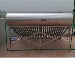 Máy nước nóng năng lượng mặt trời: Máy nước nóng năng lượng mặt trời Osaka  ống dầu khía
