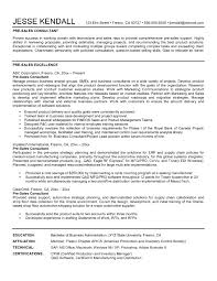 Sample Cover Letter For Sales Resume Sales Consultant Resume Sample
