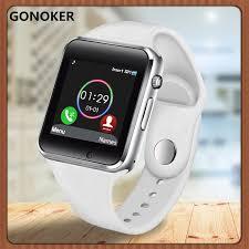 Bluetooth Thông Minh Xem Đồng Hồ Thể Thao Pedometer với SIM Máy Ảnh  Smartwatch Thông Minh Cổ Tay Watch Tương Thích Android Samsung LG iOS  iPhone Đồng hồ thông minh