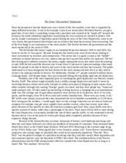 what is an empire essay what is an empire for a very long time 1 pages the great depression essay