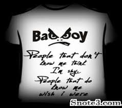 bad boy wallpaper