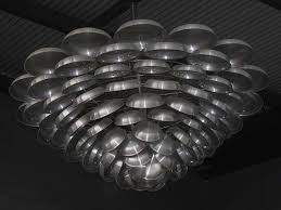 frying pan chandelier