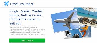 travel uk phone number admiral travel insurance