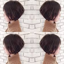 アラフィフの上品な髪型10選ボブロングセミロングヘアスタイル Cuty