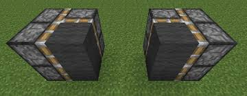 step 2place 2 blocks inside each of the pistons image number 29 of auto doors minecraft