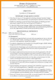 Objective Summary For Resume Summary Examples For Resumes Writing A Resume Objective Summary 92