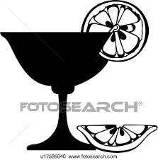 カクテル 飲みなさい 食物 フルーツ レモン マルガリータ 飲み物 クリップアート切り張りイラスト