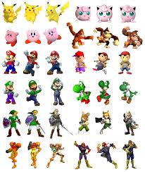 Metroid Evolution Chart The Evolution Of Smash Bros Chart Raises An Interesting