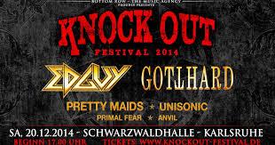 News - Knock Out Festival 2017 | 16.12. Schwarzwaldhalle Karlsruhe
