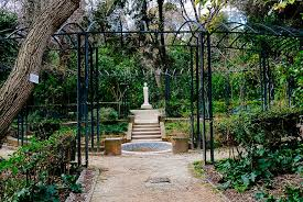 the national gardens in athens greece