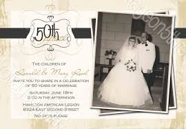 Gifts For 50th Wedding Anniversary Canada