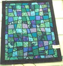 Stained Glass Quilt Pattern Amazing Stained Glass Applique Quilts And Quilting