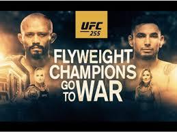 UFC 255 promo video: Flyweight ...
