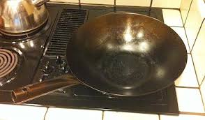 anyone with experience with the wok s usa made flat bottom pow wok with metal handle cookware woks chowhound