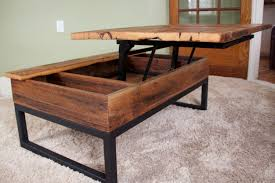 Ktaxon lift top coffee table modern furniture hidden compartment and lift tablet black. Coffee Table Reclaimed Barn Board Lift Top Wood By Sequoiavb 1 350 00 Wood Lift Top Coffee Table Coffee Table Wood Lift Up Coffee Table