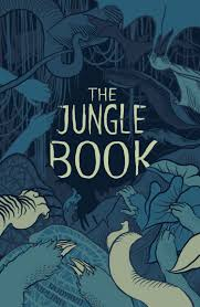 cover ilration the jungle book