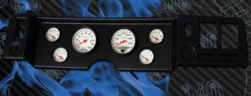 black panels fast lane west dash panels gauge wiring harness 79 81 chevy camaro blk dash w elect phantom gauges