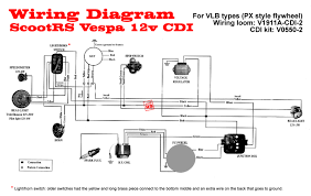 modern vespa wiring issues wiring vespa cdi vlb px style png