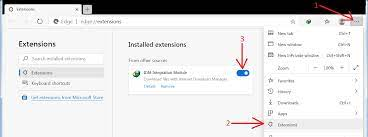 They suggest to download idm integration module extension from chrome web store 2. I Do Not See Idm Extension In Chrome Extensions List How Can I Install It How To Configure Idm Extension For Chrome