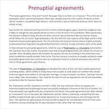 Sample Prenup Prenuptial Agreement Example Uk Prenup Examples Sample Prenuptial