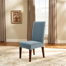 sure fit stretch pique shorty dining room chair slipcover unique sure fit three cushion couch cover