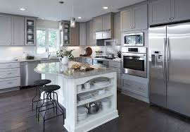 kitchen island with seating and dish storage