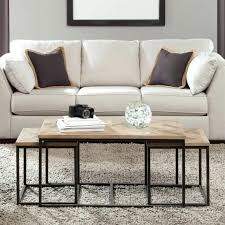 coffee table 48 off arhaus furniture mirrored coffee table tables