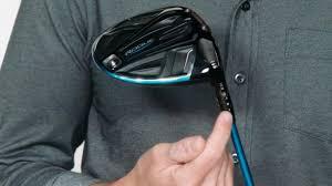 Optifit Technology Callaway Golf