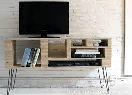 modern diy furniture. Plywood TV Stand Modern Diy Furniture A