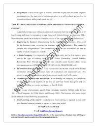 sample report on external business environment by instant essay writi  20
