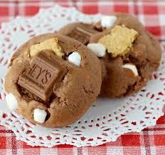 s mores cake mix cookies recipe
