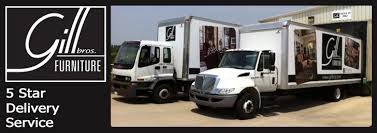 Gill Brothers Furniture Delivery Muncie Anderson Marion IN