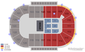 The Santander Arena Reading Tickets Schedule Seating