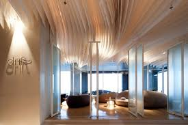 decor design hilton: start slideshow department of architecture waves frabric ceiling hilton pattaya hotel thailand