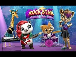 Rock Star Animal Hair Salon Aplikácie V Službe Google Play