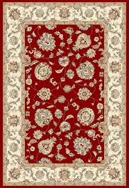 davinci isfahan 14 red area rug
