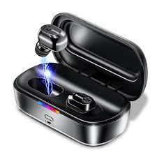 <b>Baseus</b> W01 TWS <b>Mini Wireless Bluetooth</b> Earphone With Mic For ...