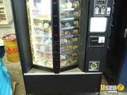 Cold Vending Machines Stunning ROWE 48 Machine Rowe Cold Food Machine Cold Food Vending Machine