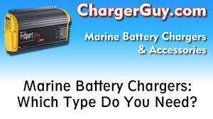 marine boat battery chargers which type do you need? youtube how to charge multiple batteries with one charger at 2 Bank Marine Battery Charger Diagram
