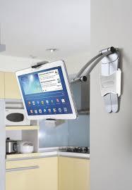 Kitchen Tablet Holder Kitchen Stunning Tablet Holder For Kitchen Ipad Under Cabinet