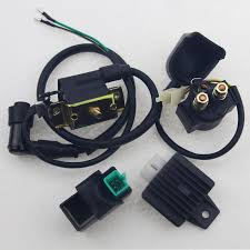 search on aliexpress com by image Auto Start Relay Coil Wiring ignition coil cdi box regulator rectifier starter relay for 50 70 90 110 125cc dirt pit bike free shipping Auto Relay with Diode Wiring