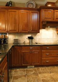 Oak Floors In Kitchen Backsplashes Tuscan Kitchen Tile Backsplash Ideas Cabinet Color
