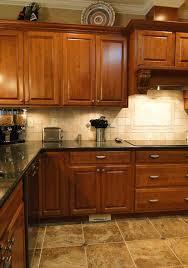 Oak Floors In Kitchen Backsplashes Tuscan Kitchen Tile Backsplash Ideas Cabinet Color