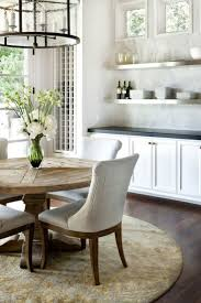 uncategorized round farmhouse dining table within imposing best 25 rustic round dining table ideas on