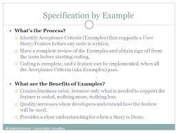 Agile User Story Acceptance Criteria Template User Acceptance Criteria Examples