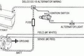 vl alternator wiring diagram wiring diagram gm 2 wire alternator wiring diagram at Basic Chevy Alternator Wiring Diagram