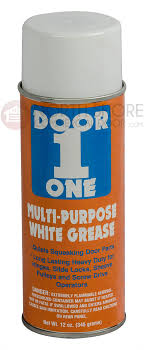 all purpose garage door gate and operator lubricant