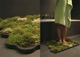 This bathing room carpet is produced of imputrescible foam named  plastazote. every individual cellular welcomes a pr… | Moss shower mats,  Moss bath mats, Shower mat