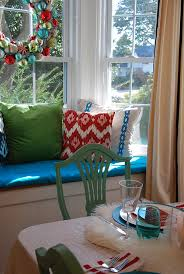 Teal and red living room Teal Painted Dining Room Christmas Decorations In Teal Red And Mint Green Saintscardsnet Christmas Decorations In Teal Red And Mint Green