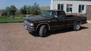 1989 Chevrolet S10 4x4 Pickup - 4.3L V6 - 4 Spd Auto - YouTube